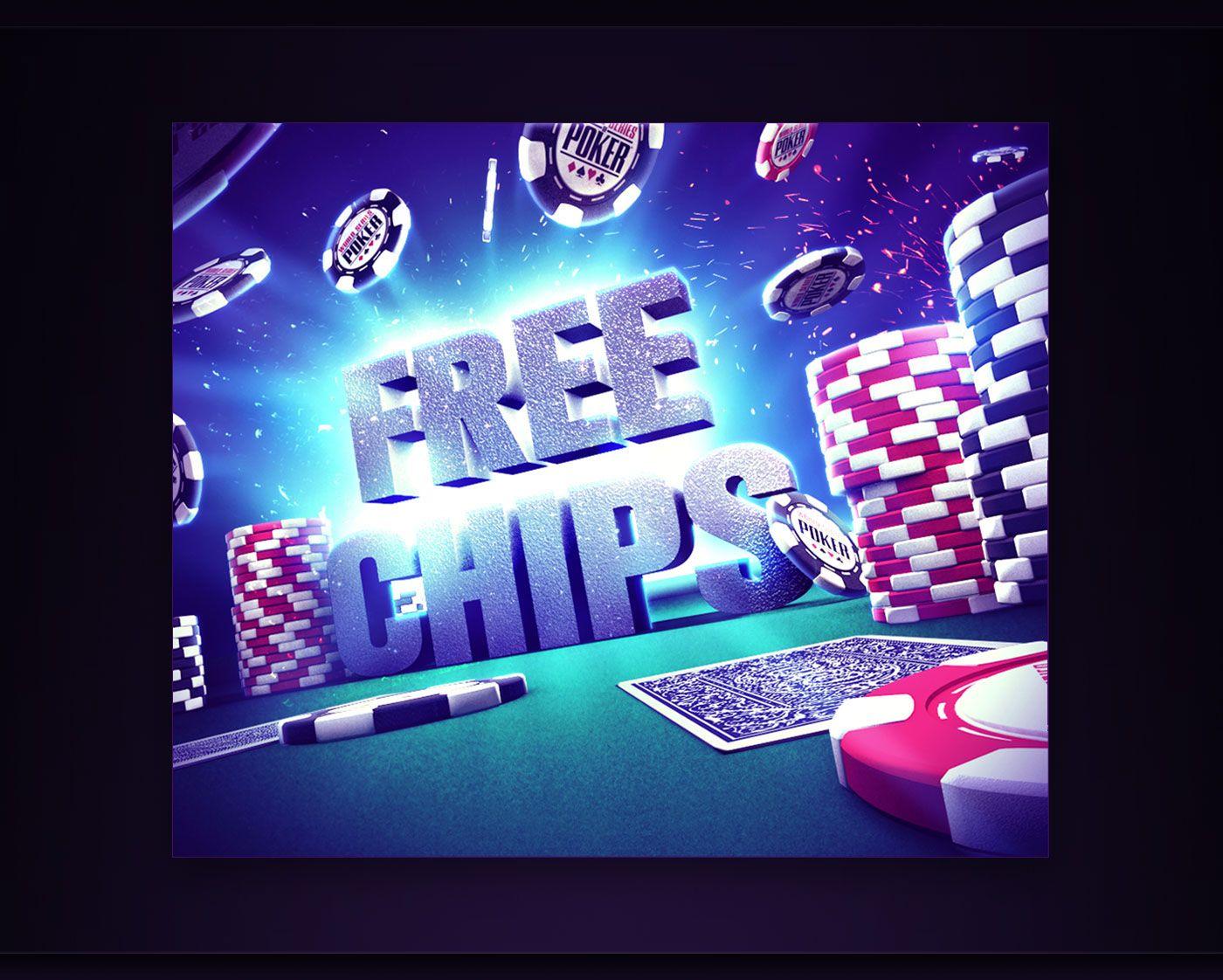 WSOP Power Shots 1 on Behance Wsop poker, Games