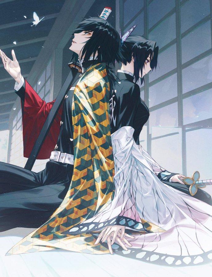 ₩ANKE on Anime demon, Anime, Otaku anime