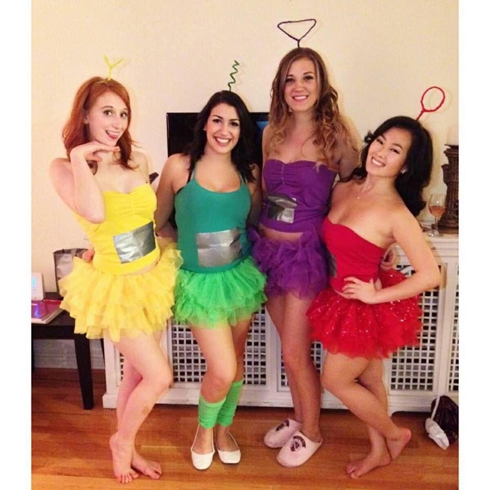 Do it yourself teletubbies halloween costume halloween