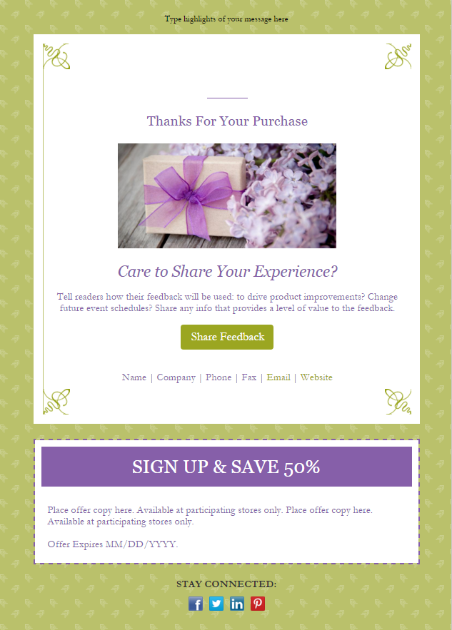 14 Newsletter Designs Your Customers Will Love Digital Marketing