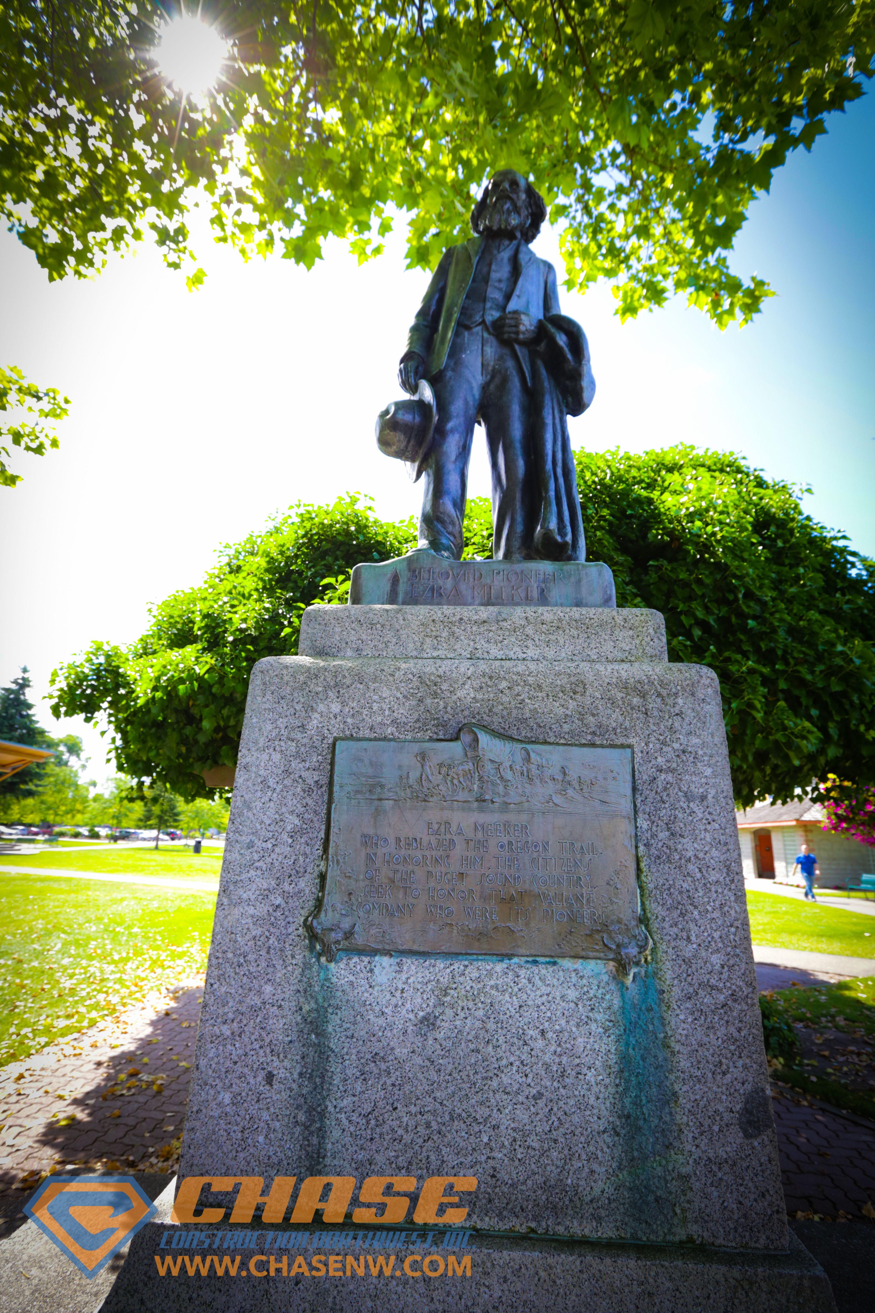 Ezra Meeker Pioneer Park Puyallup Rooferspuyallup Puyallup Puyallup Washington Puyallup Wa