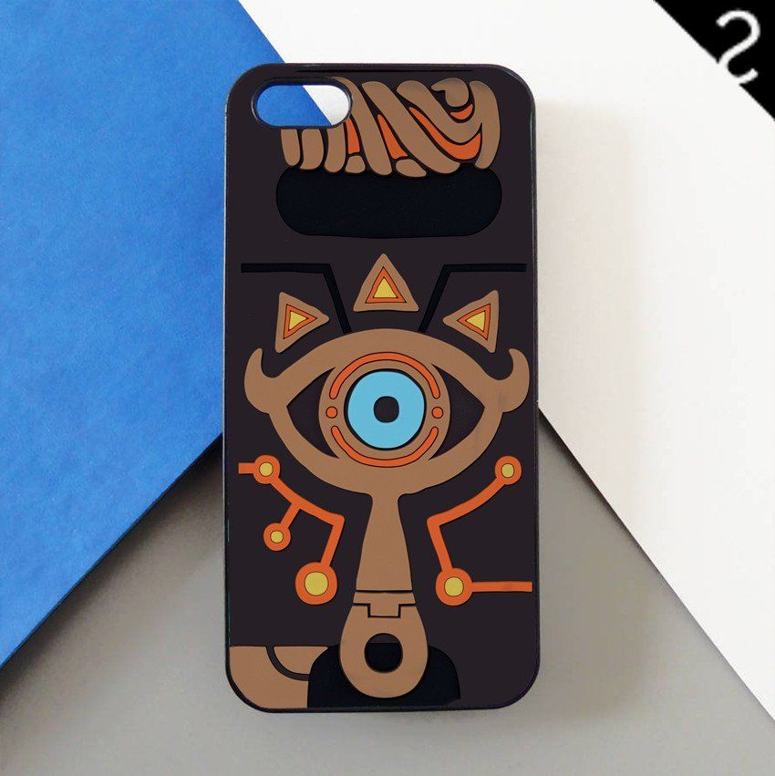 huge discount fea50 7835b Sheikah Slate phone cases available as iPhone 7, 6 /6S Plus, iPhone ...