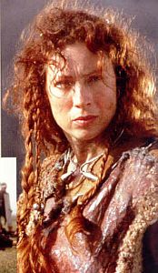 Queen Boudica wish i had sage for a costume based on the warrior queen herself guess emliy bennet will have to do