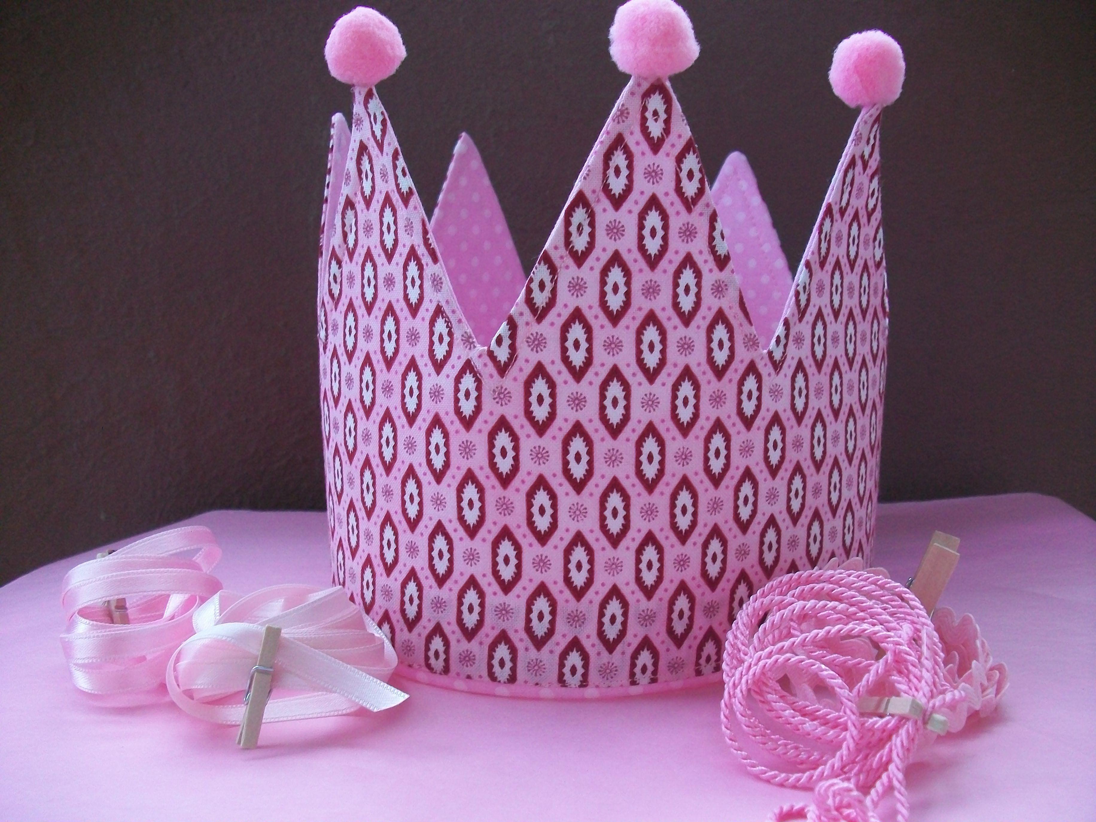 #corona #aniversario #princesas #hadas #happybirthay #cors