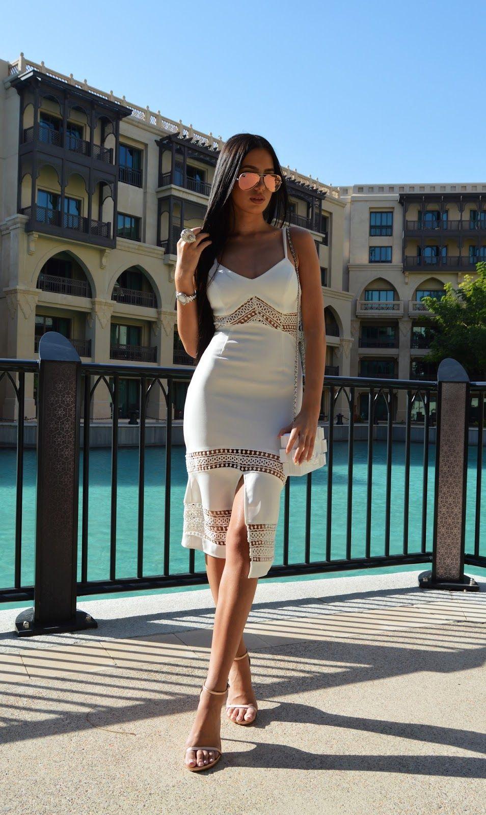 96497cc567 LAURA BADURA FASHION   BEAUTY  White Attraction