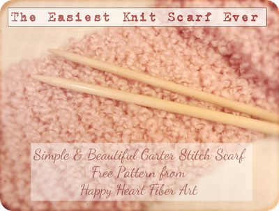Happy Heart Fiber Art : FAST EASY FUN & FREE Crochet & Knit Patterns!