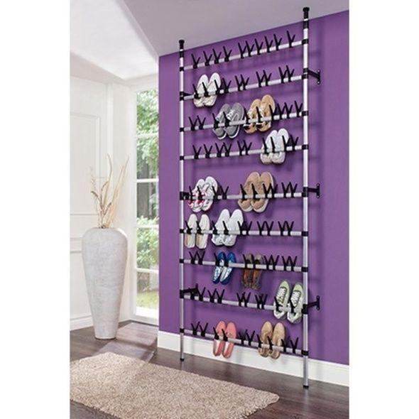 39 bonnes id es pour ranger ses chaussures ranger - Idee rangement chaussures entree ...