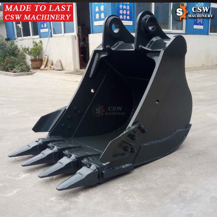 Only One In China Made Excavator Buckets With Proper Steel