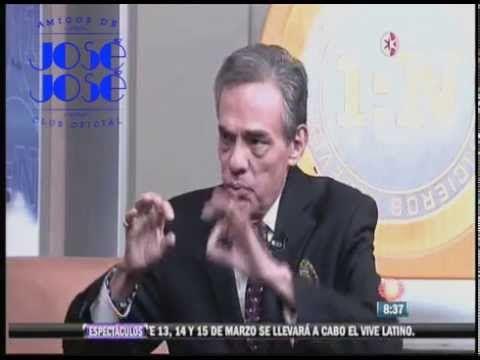 """José José en """"Primero Noticias"""" - 12/Marzo/2015"""