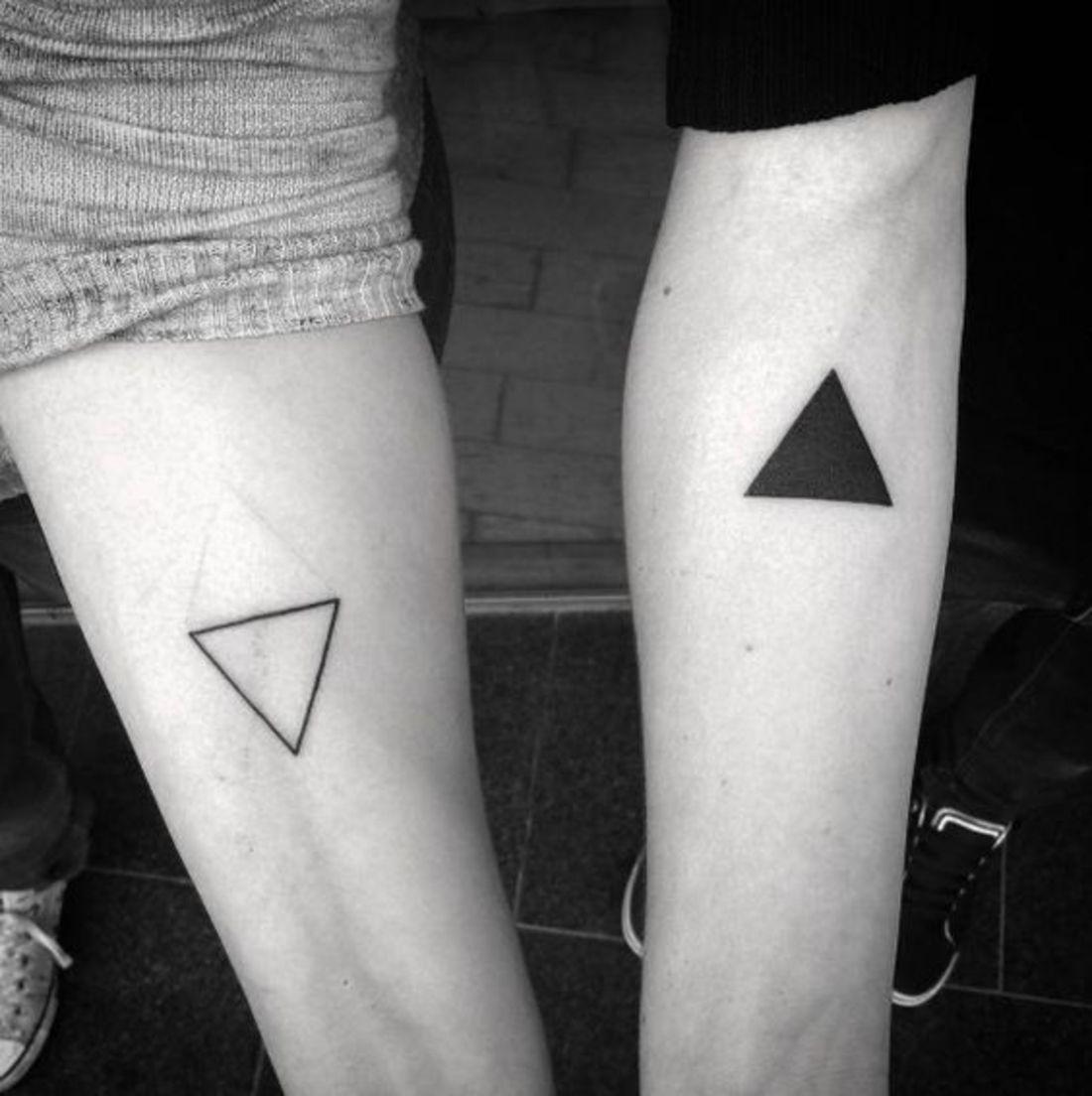1001 Ideas Y Consejos De Tatuajes Para Parejas Tattoos - Tatuaje-parejas