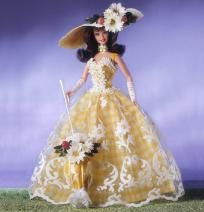 Enchanted Seasons Collection®Summer Splendor® Barbie® Doll No Longer Available From Mattel, Free S/H