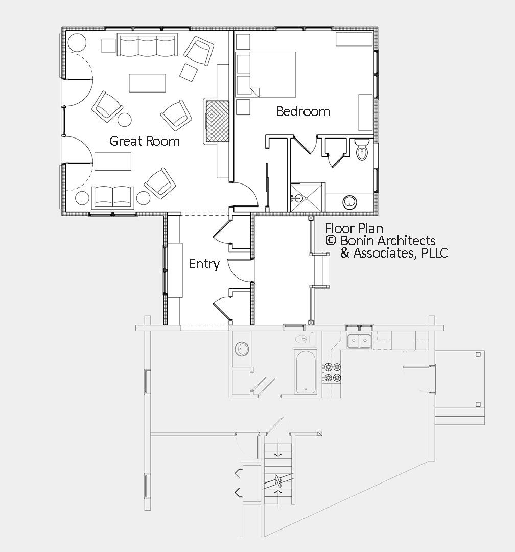 Floor plans for home additions gurus floor for Second story addition plans