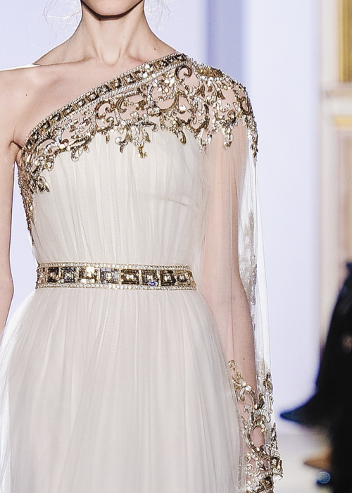 an-angel-for-sure: Details @ Zuhair Murad S/S 2013- Runway couture--princess