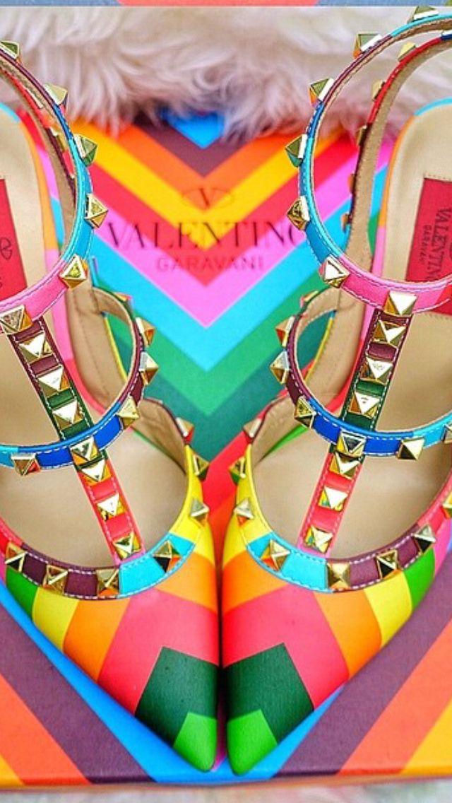 I dont like this Valentino heels 2015. <3
