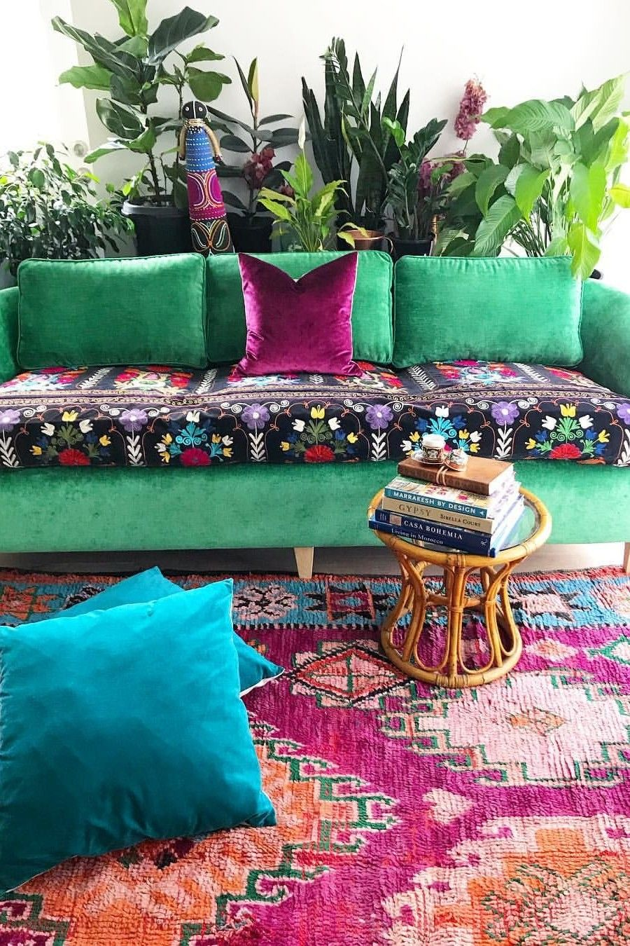 10 Alternatives To Bohemian Home Decor