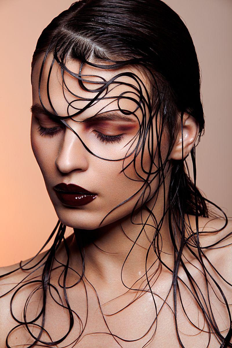 Sacreo / Hair / Pigment / Beauty / Photography    See more: http://www.viktoriastutz.com/blog/2012/04/18/mariya/