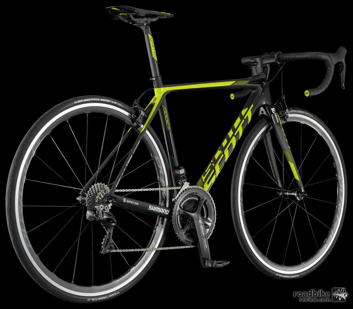 bfe12433bf4 Orica-Scott Addict RC | Procycling