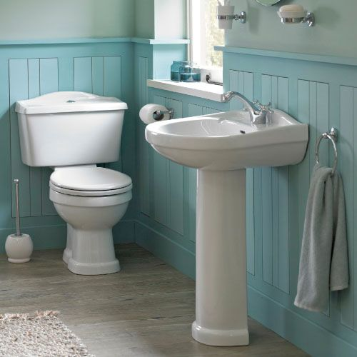 panelled bathroom walls (Bath Store) | Bathroom suites ...