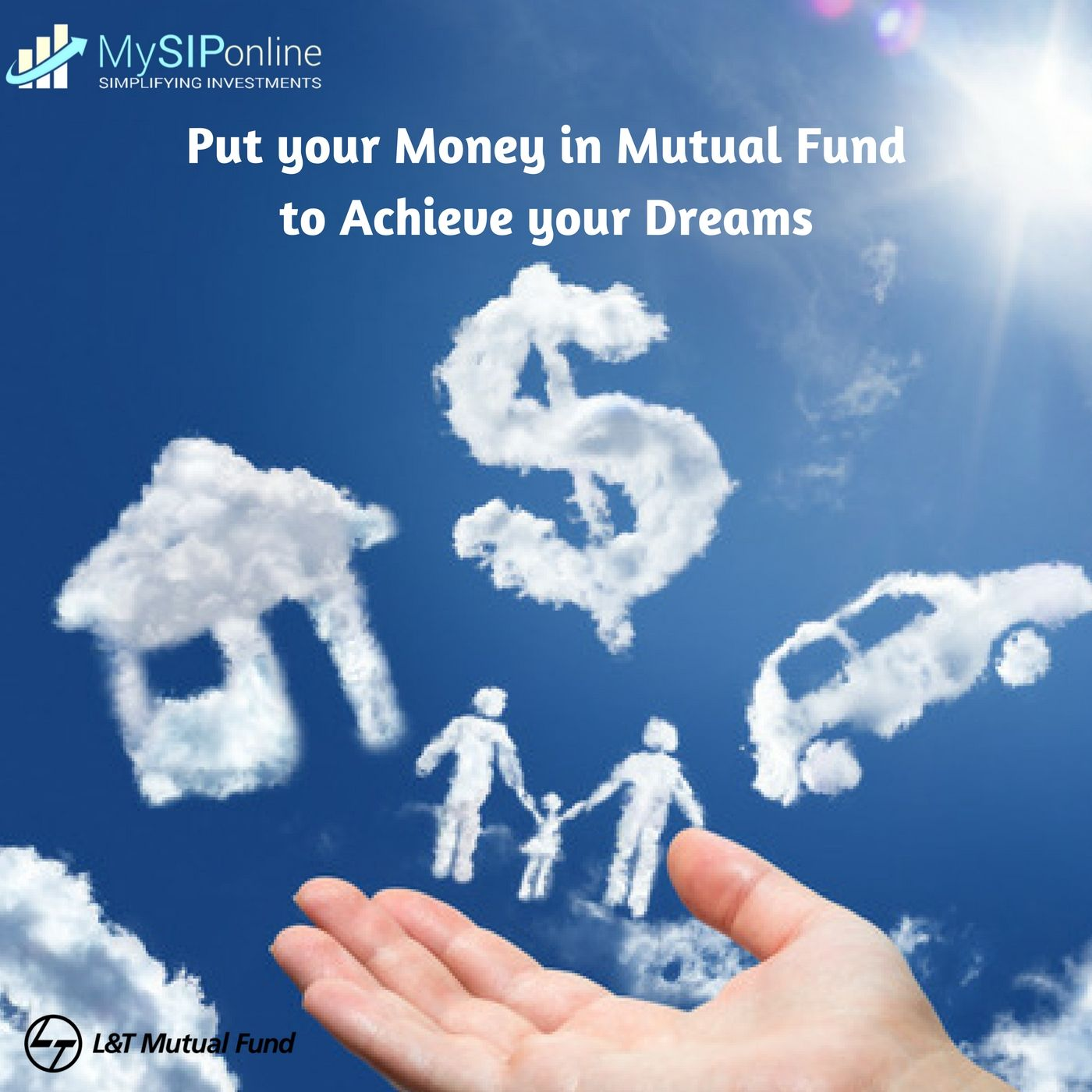 Start Your Investment In L T Mutual Funds At My Sip Online To Get Every Possible Solution For Your Mutual Funds Inv Budgeting Money Personal Loans Budgeting
