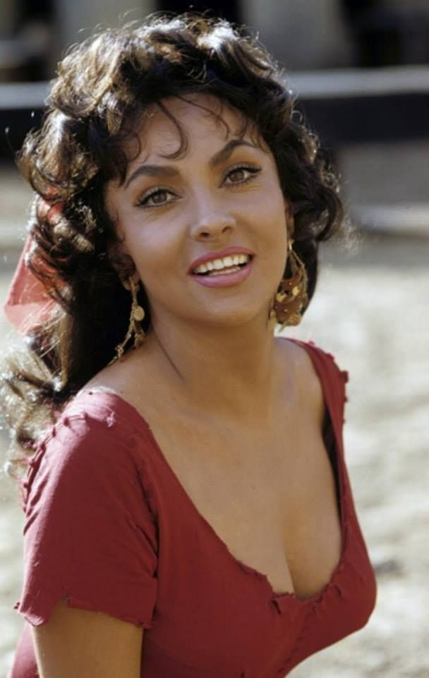 Gina Lollobrigida ~ Born Luigina Lollobrigida 4 July 1927 (age 88) Subiaco, Italy. Italian actress, photojournalist and sculptor. She was one of the highest profile European actresses of the 1950s and early 1960s, a period in which she was considered to be a sex symbol.