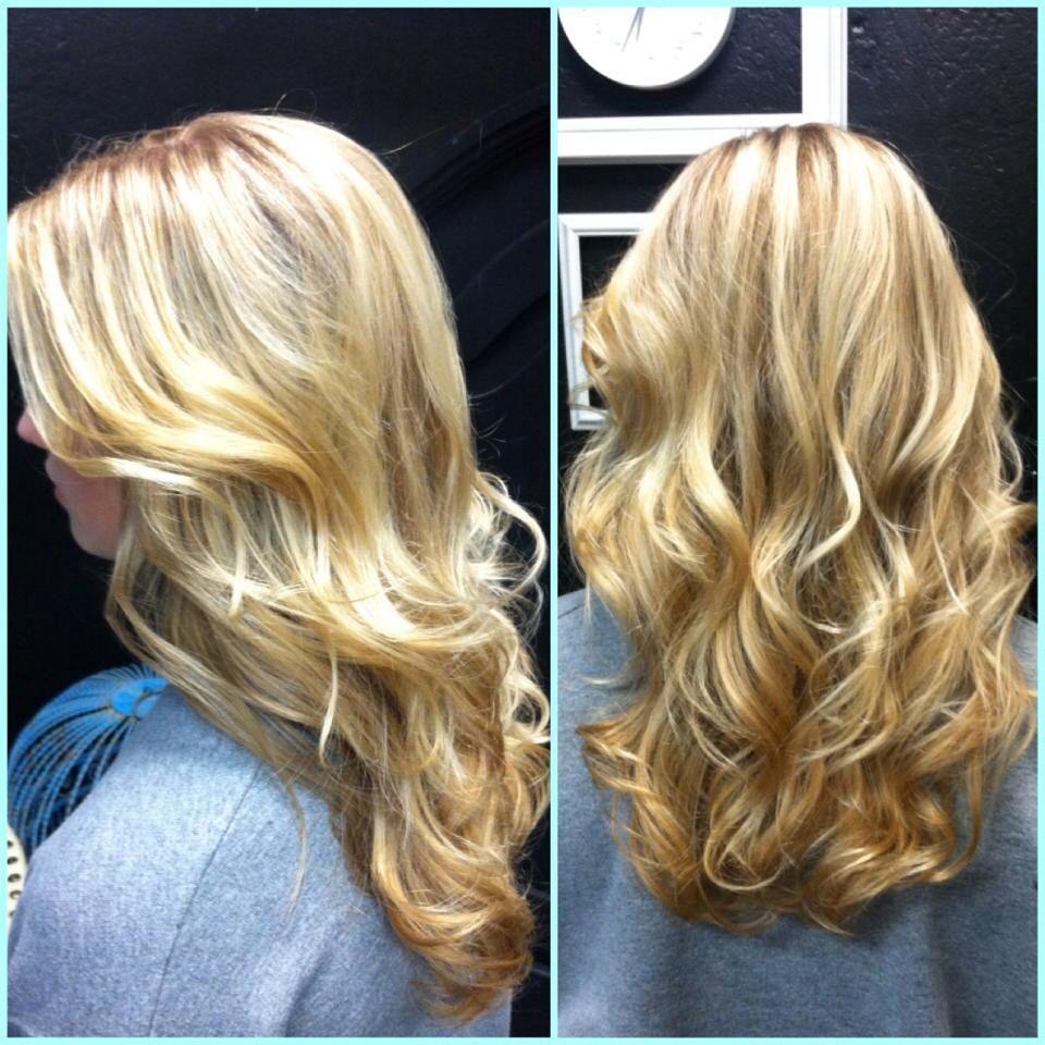 Pravana Highlift Blonde No Bleach Hair By Brittany Holland
