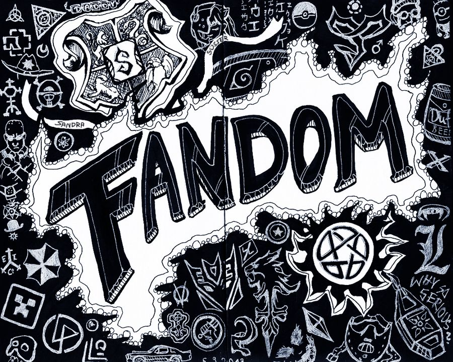 So many fandoms ^^ and Harry Potter and Supernatural are the biggest :D (They are also my favourites ^^)