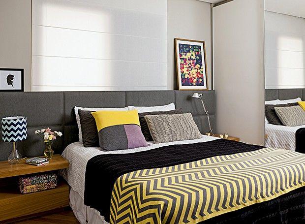 9cb27d48d 15 cabeceiras que podem transformar o seu quartoBASE FUNDAMENTAL No quarto  da arquiteta Gabriela Marques