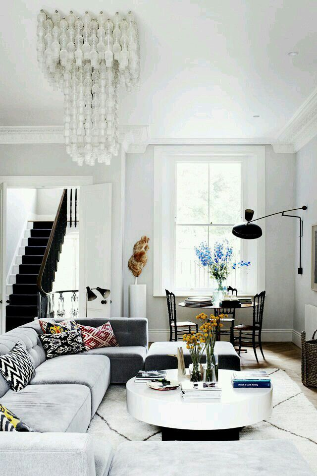 Don T Break Your Budget Living Room Looks For 5 000 Townhouse