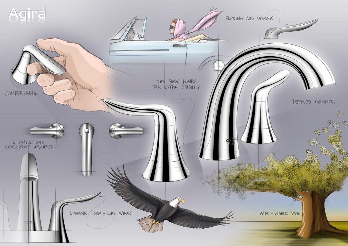 Grohe 20426000 Product Sketch