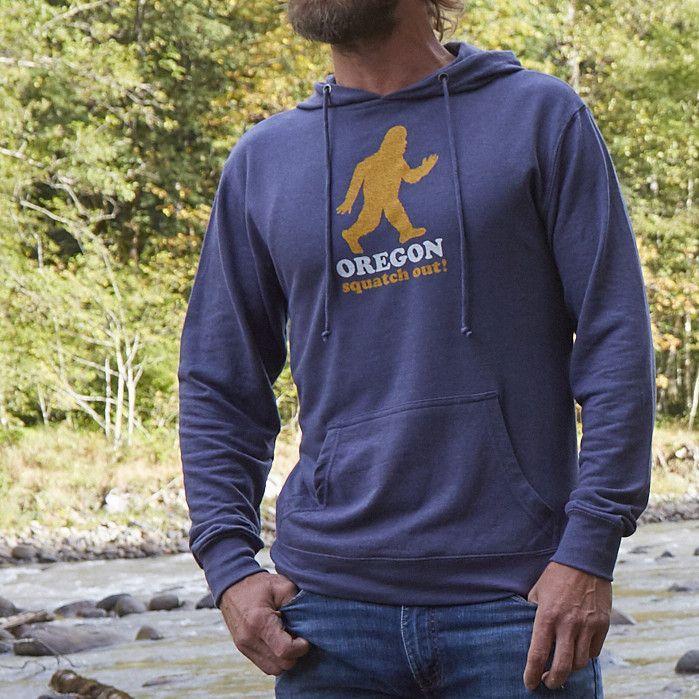 1166de4083f866 Squatch Out Oregon | Unisex Hoodie | Products | Hoodies, Unisex ...