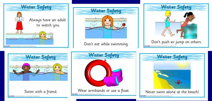 Water Safety Posters Sb2474 Sparklebox Swimming Pinterest Safety Posters Water Safety
