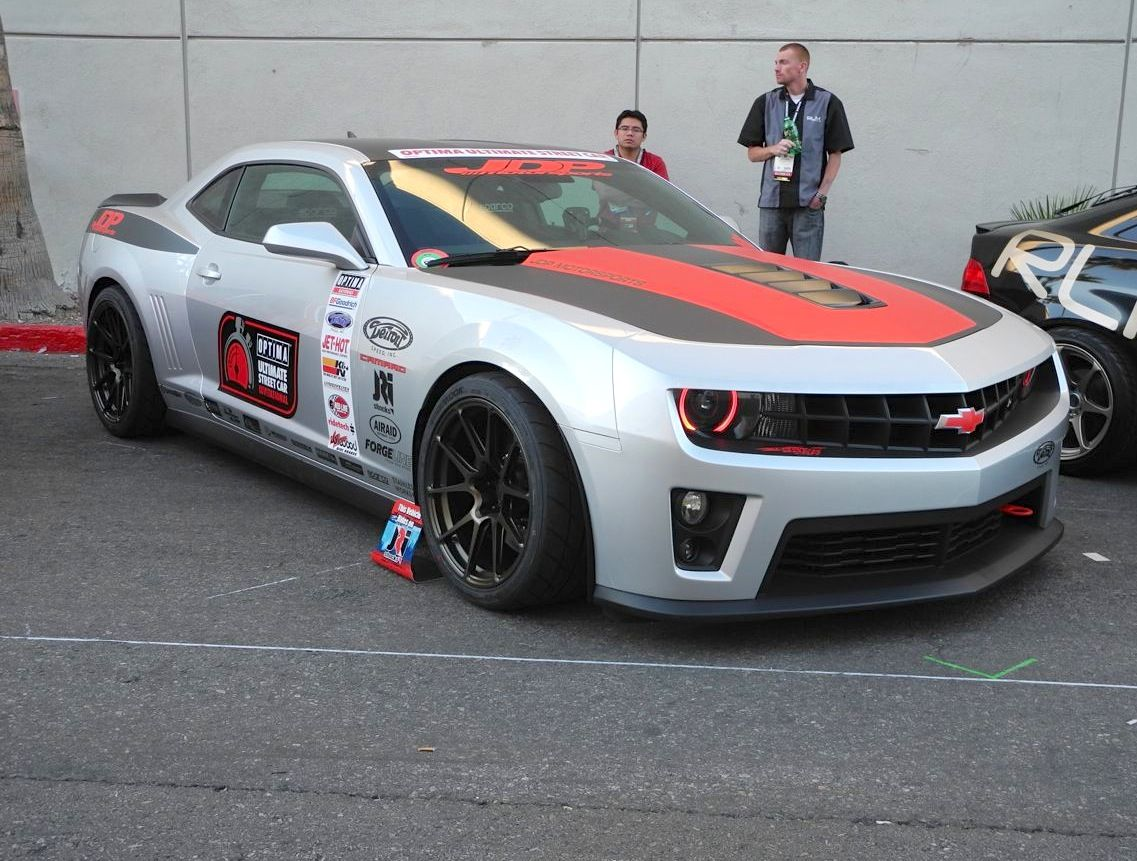 We Found The Jdp Motorsports Llc Camaro In The Optima Ultimate