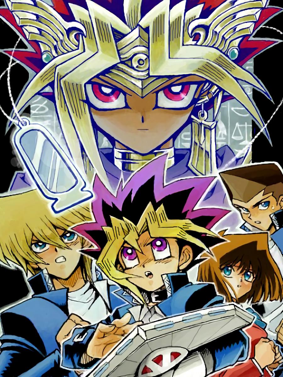YuGiOh! Duel Monsters Pharaoh's Memories Arc Anime