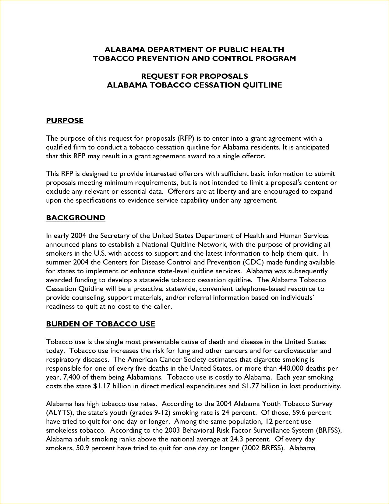 Sample Grant Proposal Template Application Letter For