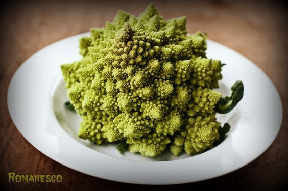 Roasted Romanesco recipe with Pecorino Romano. This Romanesco dish has a mild, buttery flavor, without using any butter. So delicious and healthy!