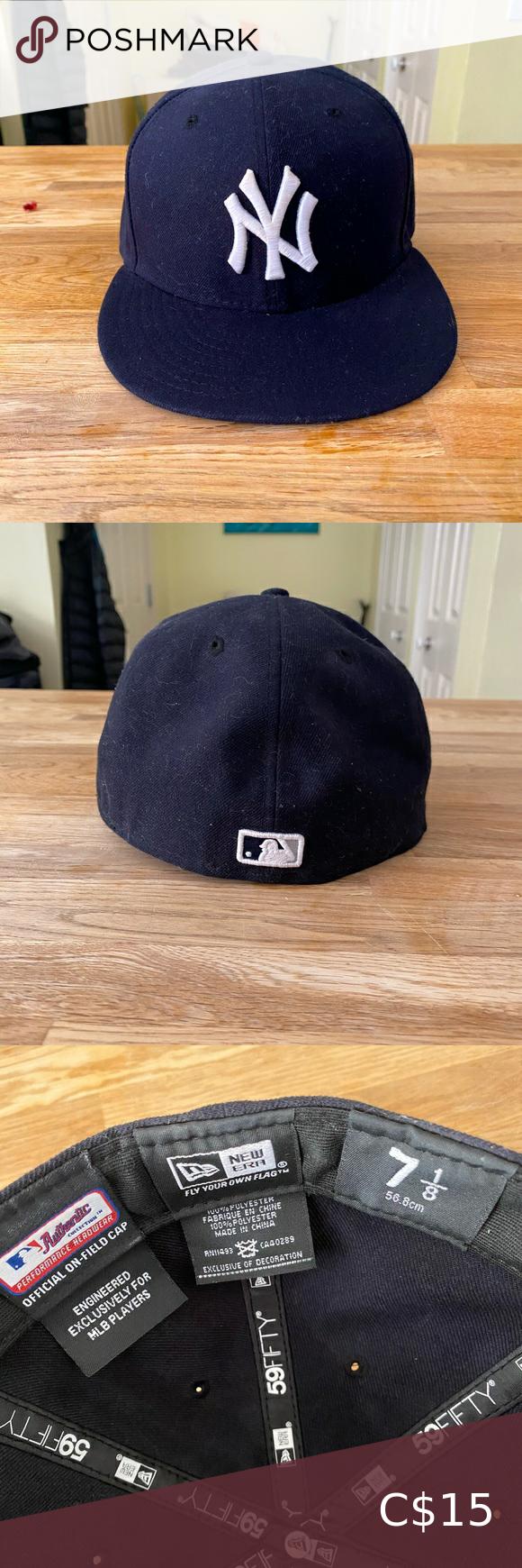 Fifty Nine Edition New York Yankee Cap New Era Hats New York Cap New Era