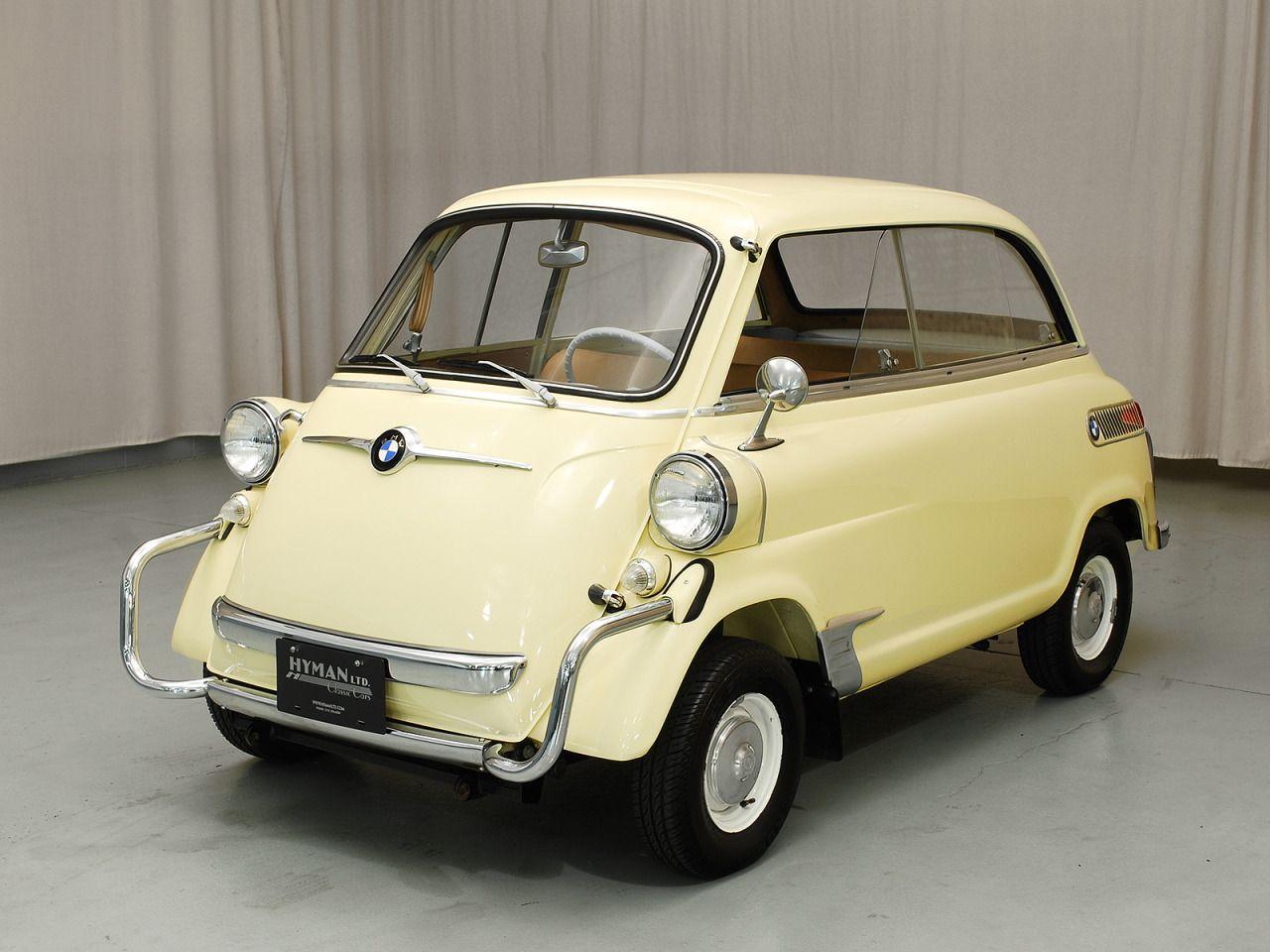 1960 BMW 600via german-cars-after-1945 | BMW Classic Cars ...