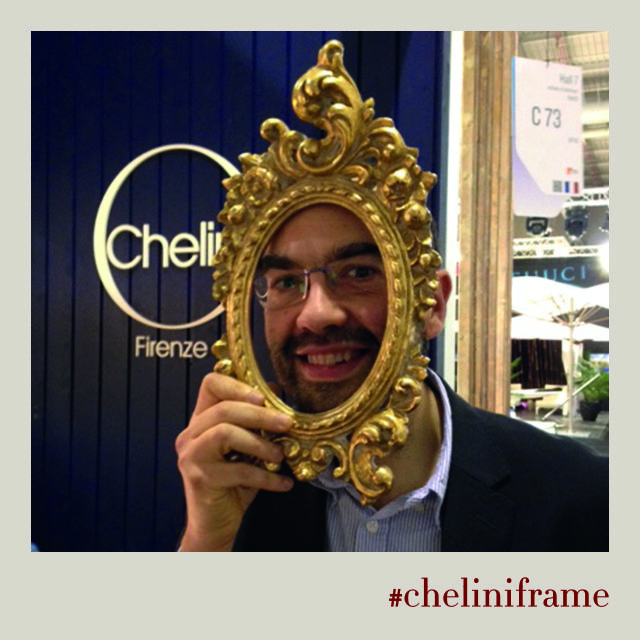 Enrico Maria Vecchi from Hearts Magazines for #cheliniframe