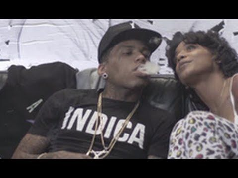 "Kid Ink - Get You High Today ""Official Music Video"" (Weedmix)"
