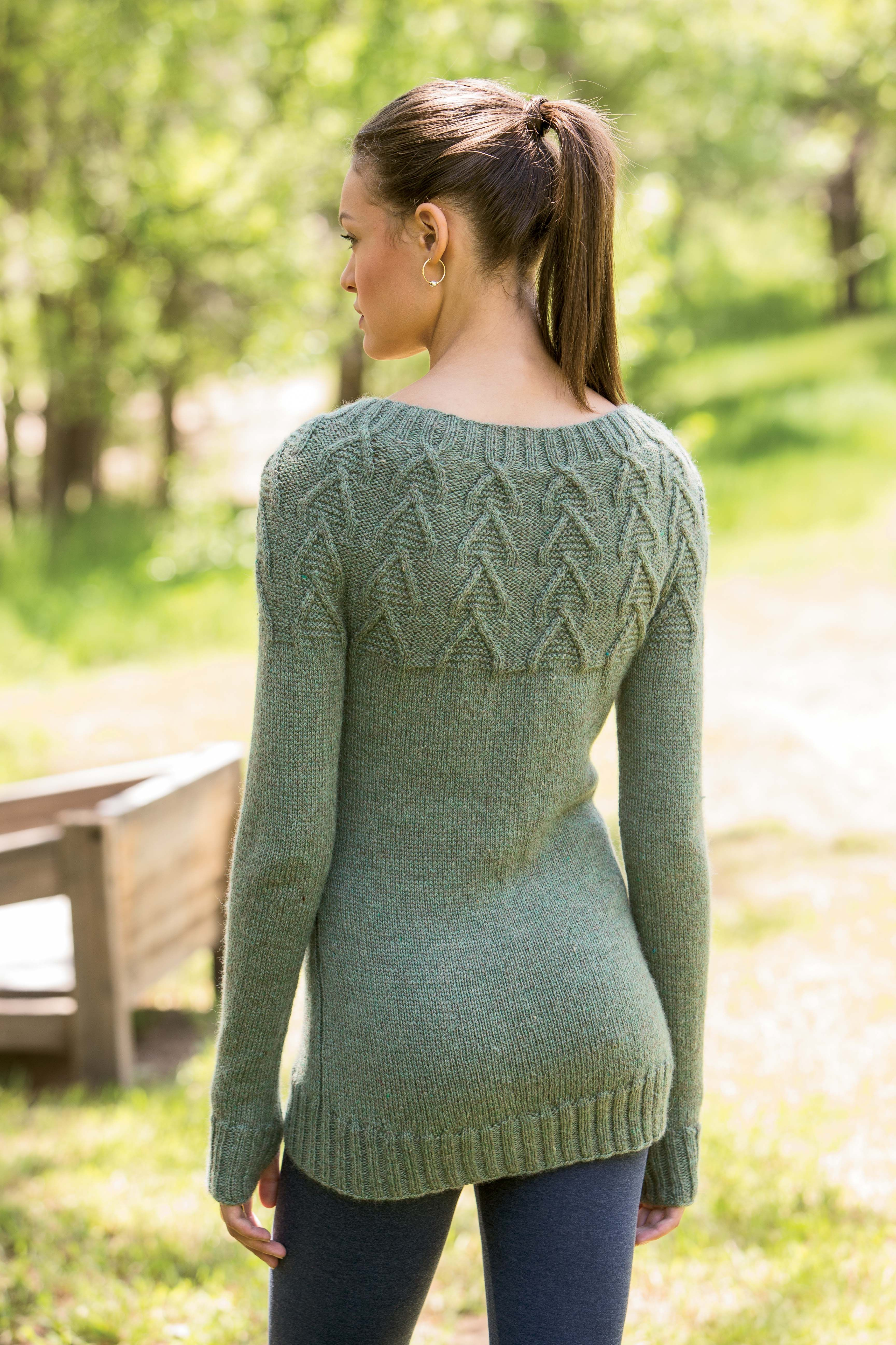 Knitted Yarn Patterns and Knitting Tutorials (с ...