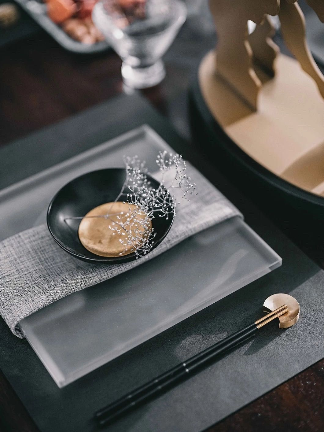 Restaurant Table Setting Image By S On Tableware Dining Table Decor