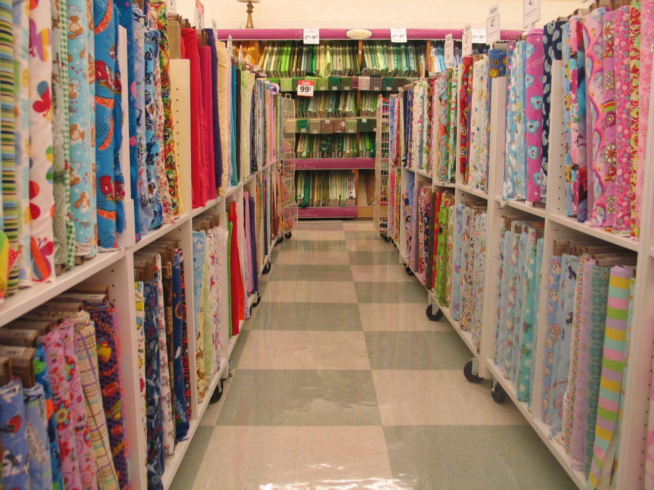 JOANN Fabrics and Crafts - 18 Reviews - Fabric Stores - 25 NE Lp ...