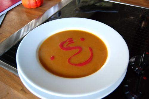Sweet Potato and Squash Soup » The Daily Dish