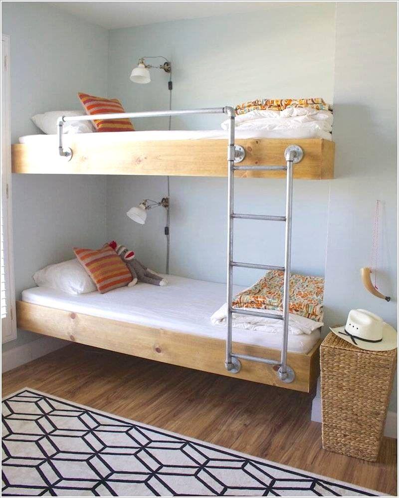Fabriquer Un Lit En Bois Épinglé sur meubles