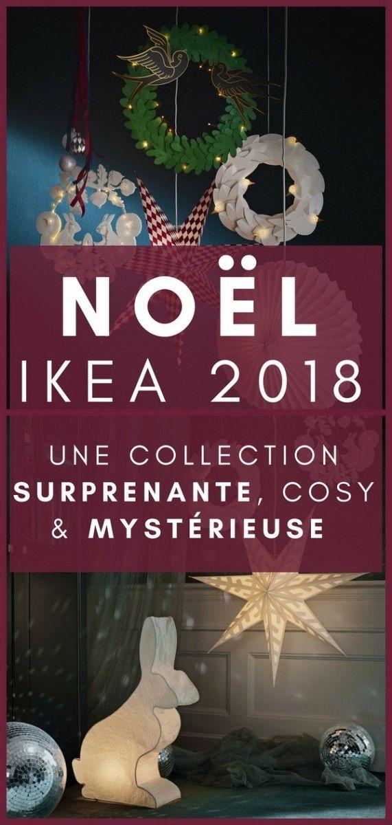 IKEA NOËL 2019 : Les Nouveautés Cette Année (+ 1 Collection Surprise)