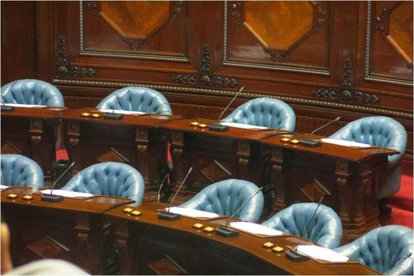 Casinha colorida: O melhor de Montevidéu: visita guiada no Palácio Legislativo
