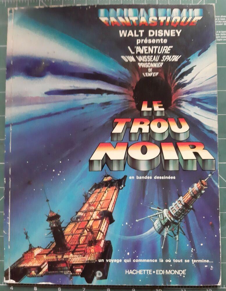Walt Disney Le Trou Noir 1980 Ebay In 2020