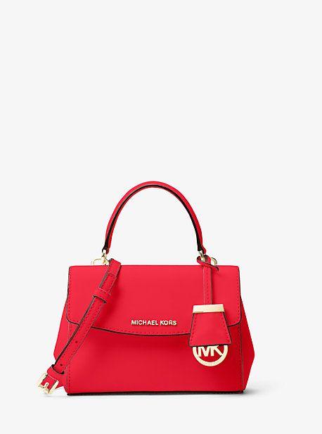 d088665f1436 Ava Extra-Small Saffiano Leather Crossbody   Products   Michael kors ...