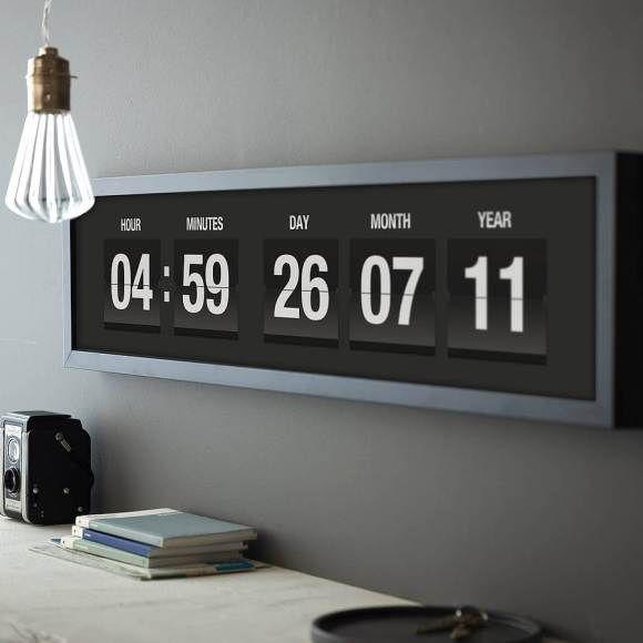 digital office clocks large digital clocks wall clock digital modern cool of pin by josue pere on home decor in 2018 pinterest clock flip