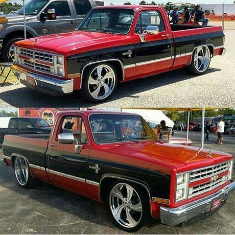 1986 Chevy C10 Swb Custom Chevy Trucks Chevy Pickup Trucks Chevy Trucks